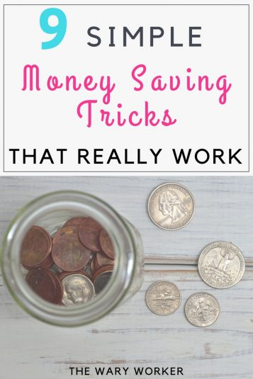 Simple Money Saving Tricks