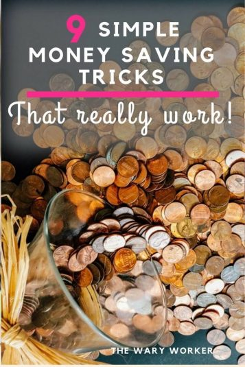 Simple tricks to save money