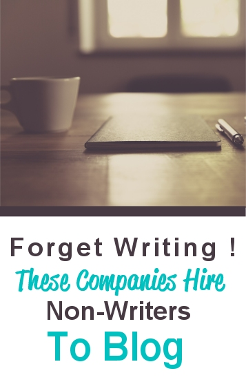 jobs for non-writers