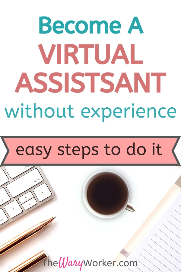 Become A Virtual Assistant With No Experience