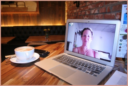 Video chat to avoid loneliness