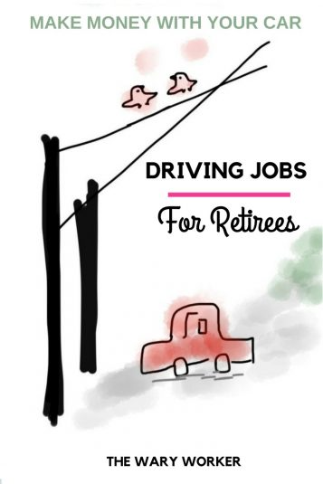 Griving jobs for retirees