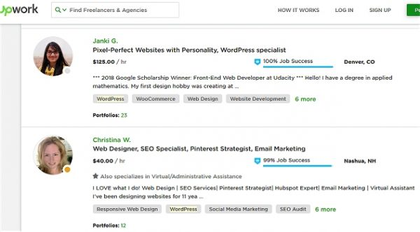 Online Jobs: Work From Home Blog Manager Freelance Jobs