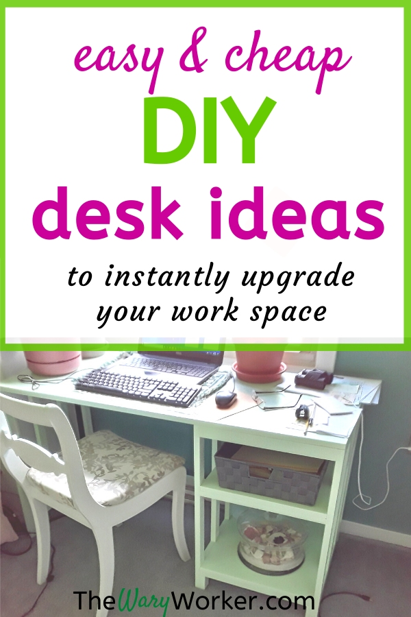 Simple DIY Desk Ideas