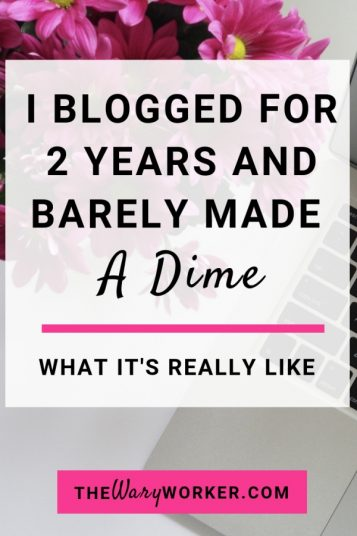 What it's really like to be a blogger