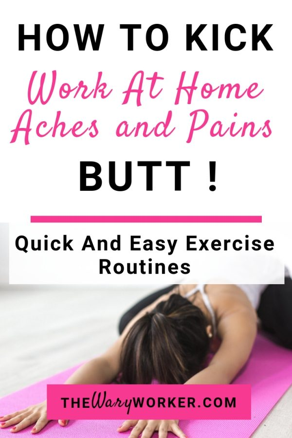 Work At Home Exercises