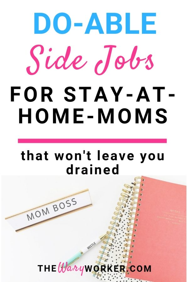 Easy Side Jobs For Stay At Home Moms