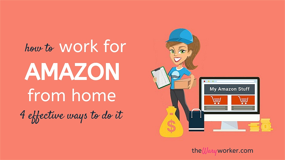 Work From Home With Amazon