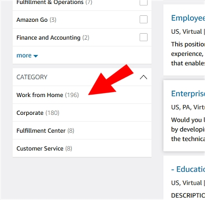 How To Get A Remote Job At Amazon