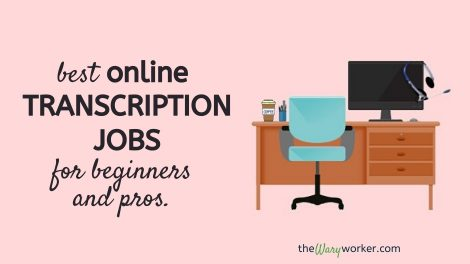 Best Transcription Jobs You Can Do Online