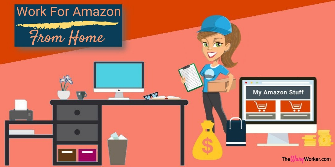 Work For Amazon From Home