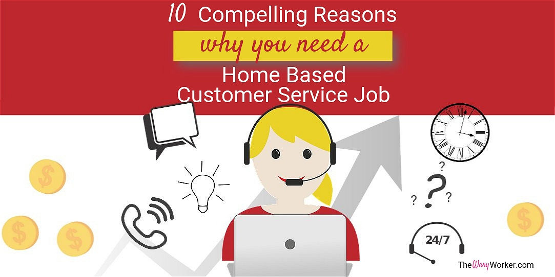 Home Based Customer Servie Job