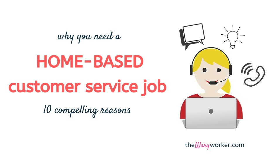 Home Based Customer Service Jobs
