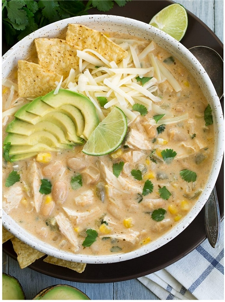 Weeknight Dinner Idea: Chicken Chili
