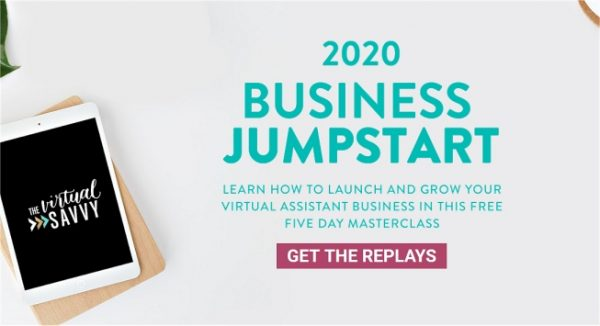 VA Business Jumpstart Livestream