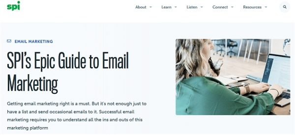 SPI Email Marketing Course