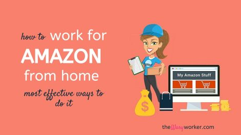 How To Work From Home With Amazon
