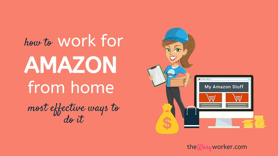 How To Work From Home With Amaxzon