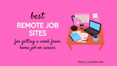 Best Remote Jobs and work from home careers