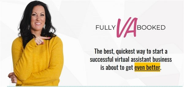 Virtual Assistant Program: Fully Booked VA