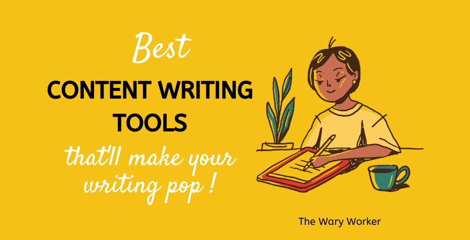 Best Content Writing Tools and Software